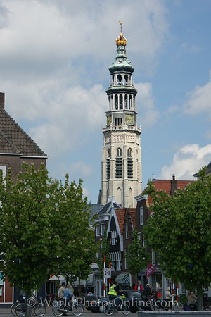 Middleburg - Church Steeple