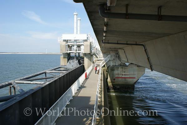 Delta Works - Storm Surge Gates 2