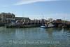 Middleburg - Swivel Bridge with Barge passing through