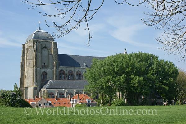 Veere - Catholic Church