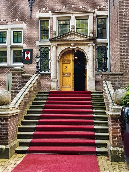 Entrance to the Landgoed Duin & Kruidberg