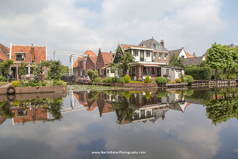 Edam, Noord-Holland, The Netherlands.