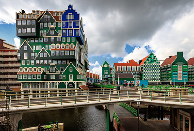 Toy Town Architecture