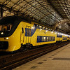 NS Regiorunner class 8600 EMU at Den Haag Hollands Spoor station on the evening of 4th September 2009.