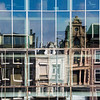 Amsterdam city scene