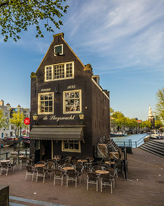 de Sluyswacht cafe 1695