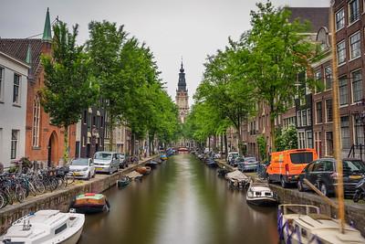 Amsterdam, Netherlands - June 1, 2018 :