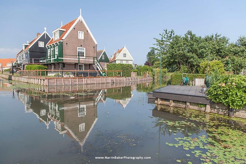 Marken, Noord-Holland, The Netherlands.