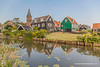 Marken, Noord-Holland, The Netherlands.