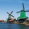 Zaanse Schanz windmills