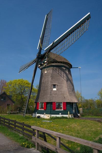 Edam windmill