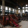 Portuguese Synagogue bima and sanctuary