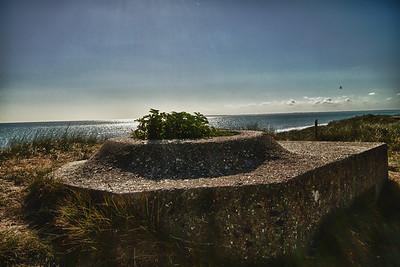 Tobruk overlooking Utah Beach