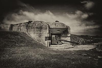 Longues Battery, Normandy