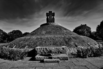 German Cemetery, LaCambe Normandy