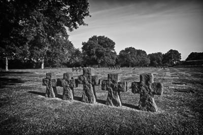 German Cemetery, LaCambe