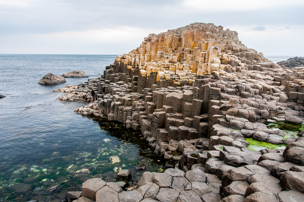 UNESCO World Heritage Site #258: Giants Causeway and Causeway Coast