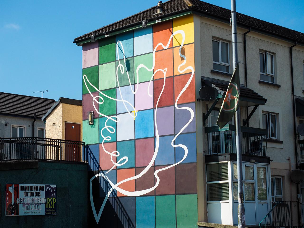 Derry mural