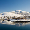 island in Esfjord