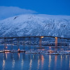 Tromsoysundbrua twilight