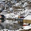 fish drying in Ersfjordbotn