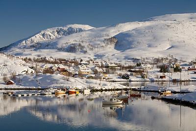 view of Ersfjordbotn