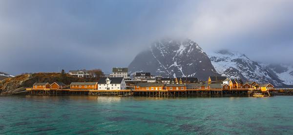 Sakrisoy, Lofoten