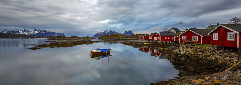 Lofoten, Norway, May 2015