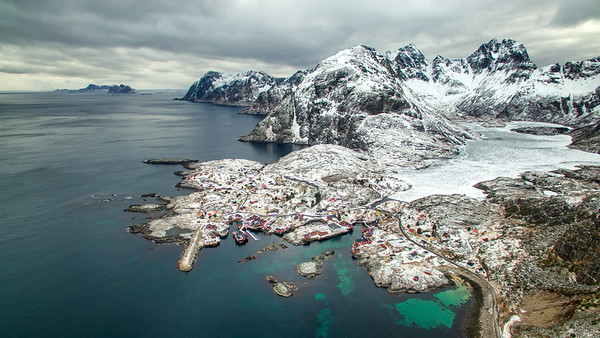 A, Lofoten, Norway
