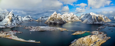 Reine, Lofoten, Norway