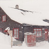 Bjordeidalen Hut  3rd night