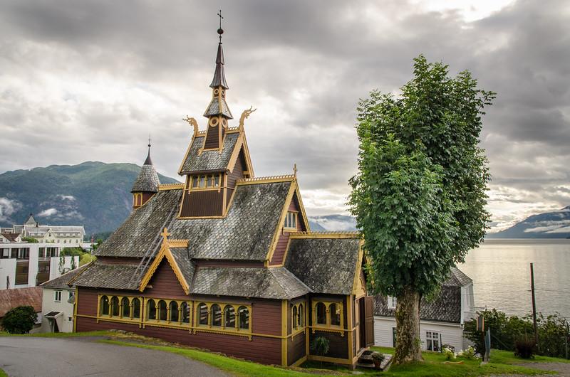 Saint Olaf's Church
