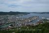 Bergen - City from Mt Floyen