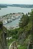 Bergen - Mt Floyen Funciular