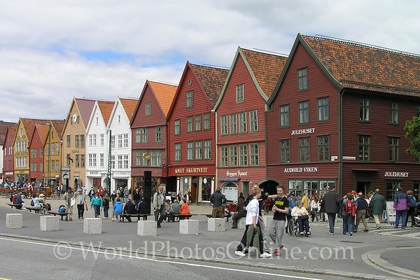 Bergen - Hanseatic League Shops 1
