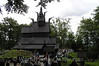 Bergen - Fantoft Stave Church 1