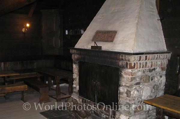 Bergen - Hanseatic League - Old Guild Hall - Interior 2