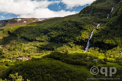 FLAM VALLEY FARM AND WATERFALL 2