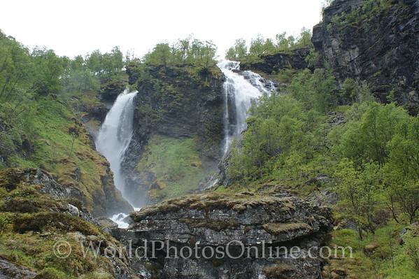 Flam Hike 7 - Waterfall