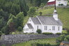 Geiranger Fjord - Hellesylt Village Church
