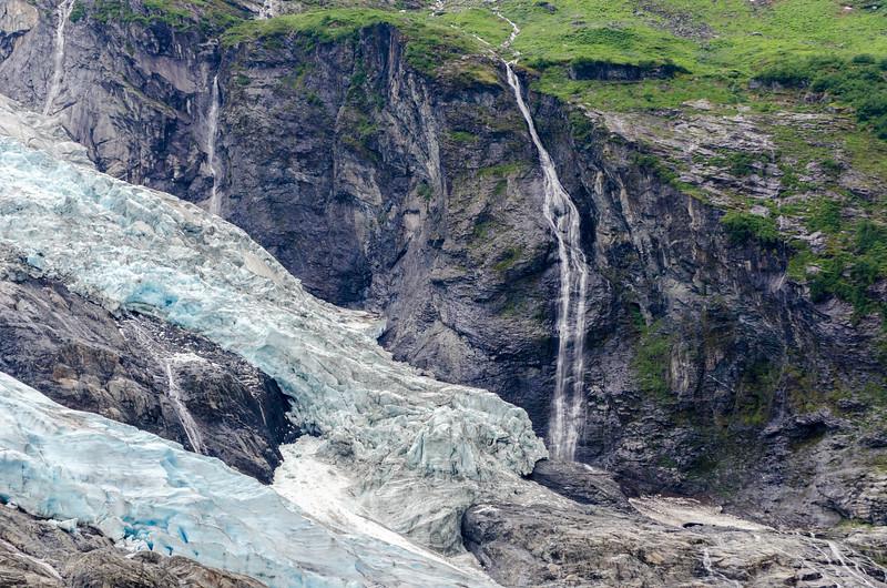 More glacier melt.