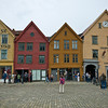 Bryggen historic Area, Bergen, Norway