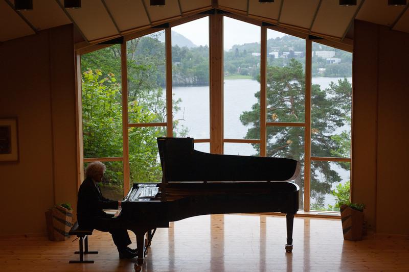 Edvard Grieg Museum, Troldhaugen, Norway