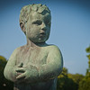 Child by Gustav Vigeland - Oslo
