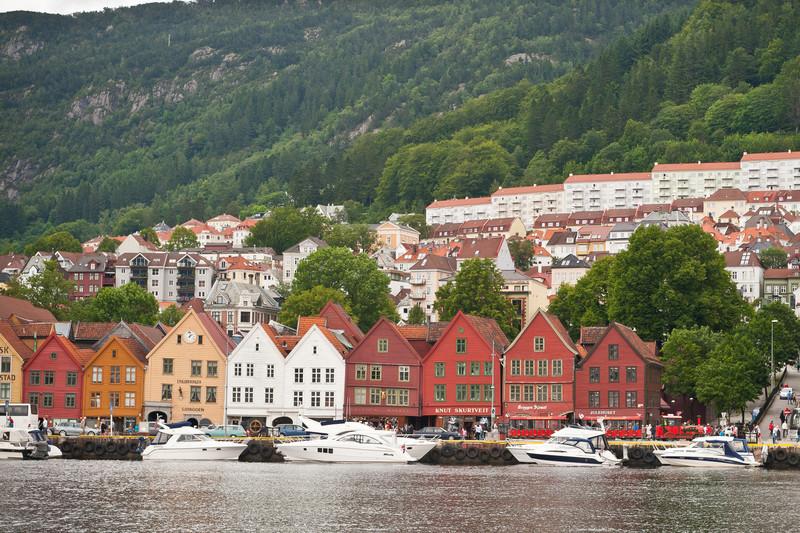 Harbor View, Bergen Norway