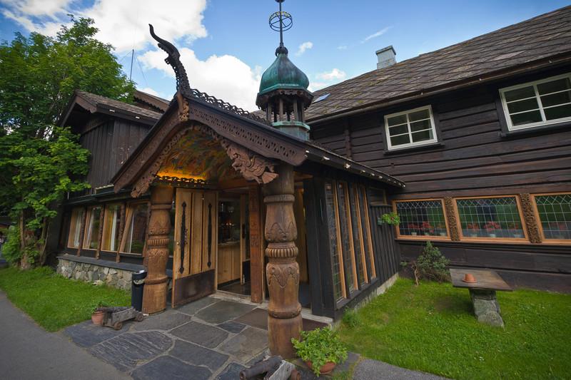 Elvesaeter Hotel, Boverdalen Valley, near Lom, Norway
