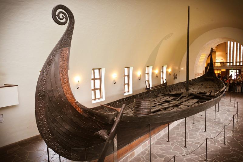 Viking Ship Museum - Oslo