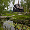 Maihaugen Open-Air Folk Museum - Lillehammer, Norway