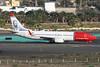"EI-FHX Boeing 737-8JP c/n 40866 Las Palmas/GCLP/LPA 03-02-16 ""Aasmund Olavson Vinje"""