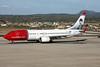 "EI-FHN Boeing 737-8JP c/n 39046 Palma/LEPA/PMI 16-06-16 ""Carl Larsson"""